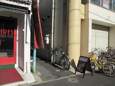 ちまき屋横浜中華街の場所は山下町どこの路地裏?