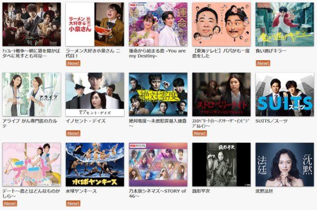 東京ラブストーリーリメイク2020動画全話無料視聴する方法は?